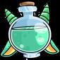 Bluegreen Makoat Morphing Potion