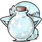 Ice Dabu Morphing Potion