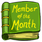 Member of the Month Book