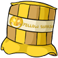 Team Yellow Sharshel Hat