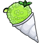 Lime Snow Cone