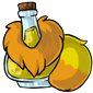 Yellow Audril Morphing Potion