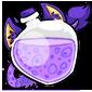 Purple Ridix Morphing Potion