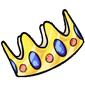 Fake Jeweled Crown