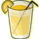 Cup of Orange Juice Before 2014 revamp