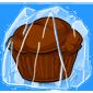 Frozen Chocolate Muffin