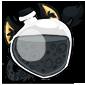 Black Ridix Morphing Potion