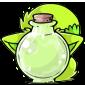 Green Dabu Morphing Potion