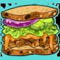 Giant Seitan Sandwich