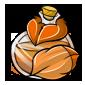Orange Dovu Morphing Potion