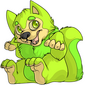 Wulfer Green