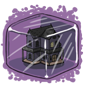 Haunted Doll House Ice Cube