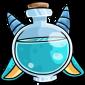 Blue Makoat Morphing Potion