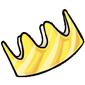 Fake Gold Crown