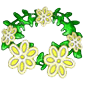 Daisy Chain Necklace Before 2015 revamp