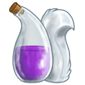 Purple Wulfer Morphing Potion