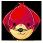 Red Dabu Jakrit Egg