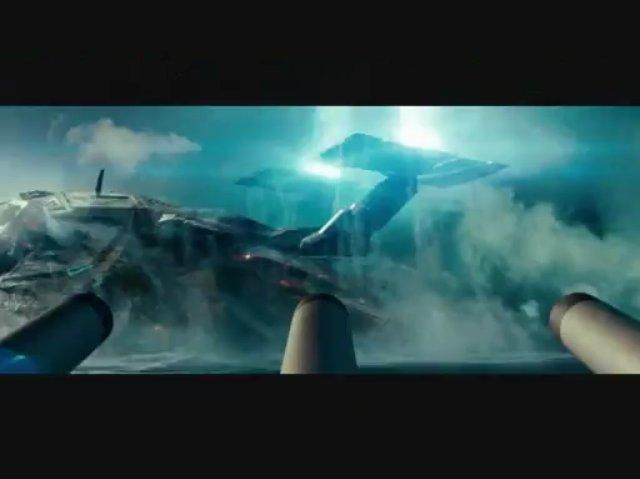 Backstreet Boys- Larger than Life (Earth Fights Back Video Mix)