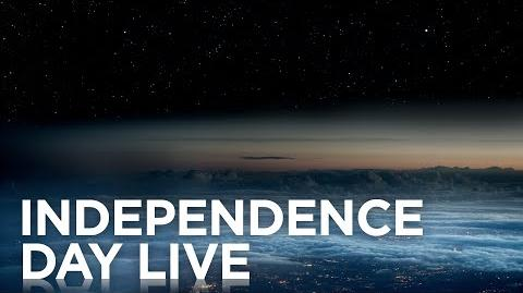 Independence Day Resurgence LIVE 20th Century FOX