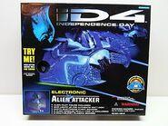 Alien Attacker Toy in Box