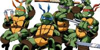 Teenage Mutant Ninja Turtles video game