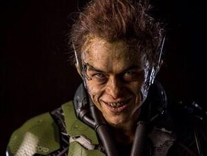Harry Osborn (Dane DeHaan)