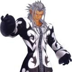 I- Xemnas- Superior Of The In-Between
