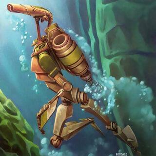 B1 Sea Droids