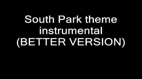 South park theme instrumental(BETTER VERSION)