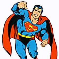Krypton Hero Superman