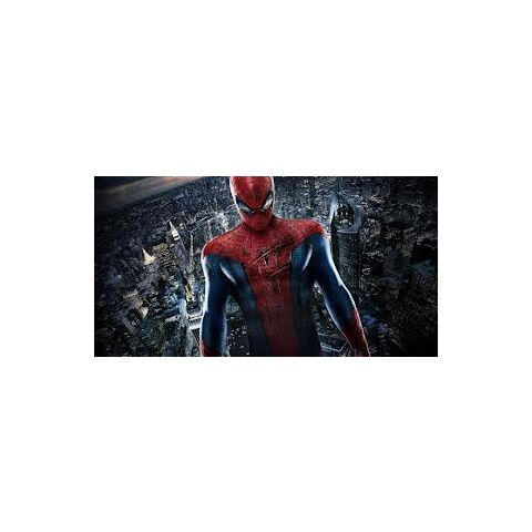 Spider-Man/ Peter Parker (Center)