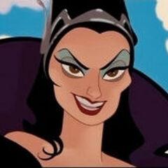 Decepticon Witch Queen Narissa