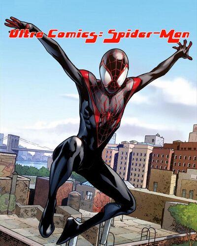 Ultra New Spider-Man 2