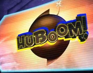 Huboom Logo