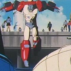 Autobot Fireboost