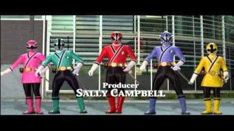 Power Rangers Super Samurai - Opening Theme 1