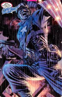 Captain America Comics New 52