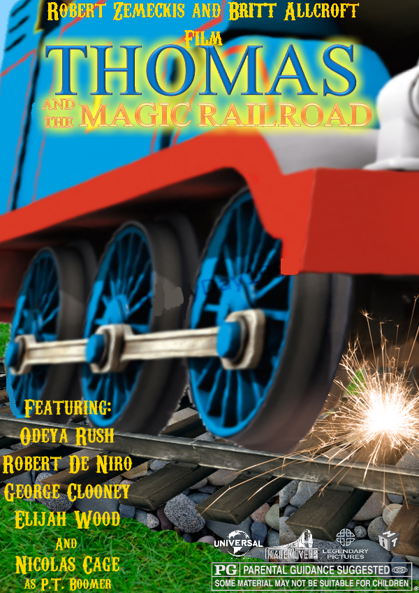 Thomas and friends new movie 2019 release