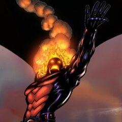 Flaming Warlord Dormammu