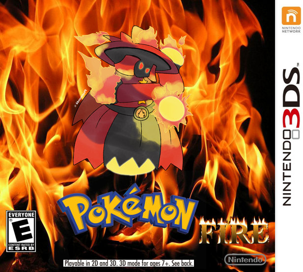 how to play pokemon fire red on 3ds