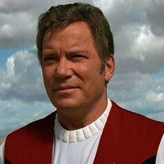 Autobot Alliance Captain James T. Kirk