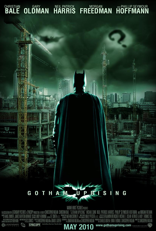Gotham Uprising Idea Wiki FANDOM Powered By Wikia