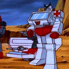 Autobot Medic Ratchet