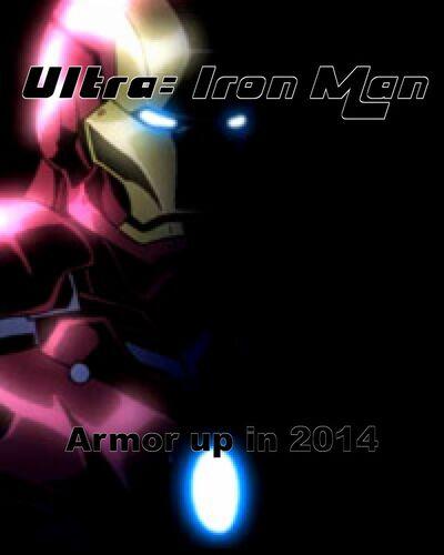 Ultra Iron Man Animated