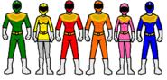 6 rangers