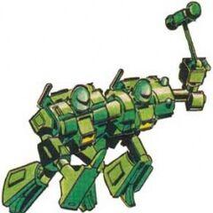 Autobot Rack'N Ruin