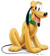 Pluto ( Character of Disney )