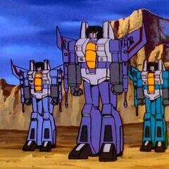 Decepticon Air Warriors