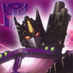 Decepticon Dark Lord Scourge Primax