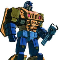 Autobot Ironfist